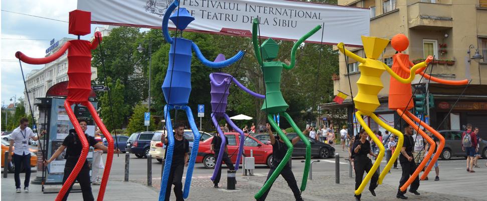 Big Dancers - SIBIU