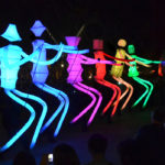 Big Dancers parade théâtre de rue animation